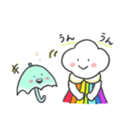 にじこちゃん(個別スタンプ:9)