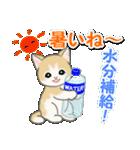 梅雨~夏 もこもこ猫ちゃんズ(個別スタンプ:23)