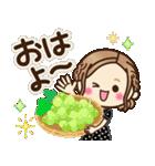 大人女子の日常【夏・気づかい】(個別スタンプ:13)