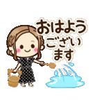 大人女子の日常【夏・気づかい】(個別スタンプ:14)