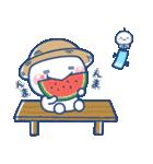 毎年使える♡夏のスタンプ(個別スタンプ:25)