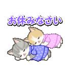 甚平さん猫ちゃんズ(個別スタンプ:38)