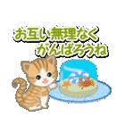 ちび猫の夏(個別スタンプ:20)