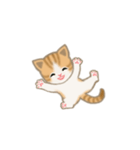 写真に貼れるちび猫【言葉なし】(個別スタンプ:23)