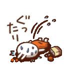 毎日便利【夏】白うさぎさん時々インコ(個別スタンプ:17)