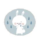 ♡白い動物達♡毎日スタンプ♡(個別スタンプ:31)