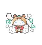 サンリオキャラクターズ 妖怪(個別スタンプ:4)