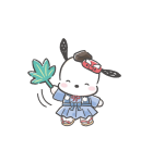 サンリオキャラクターズ 妖怪(個別スタンプ:14)