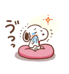Honobono×スヌーピー(個別スタンプ:12)