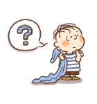 Honobono×スヌーピー(個別スタンプ:31)