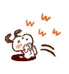 Honobono×スヌーピー(個別スタンプ:34)