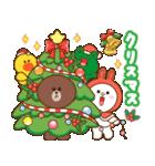 BROWN & FRIENDS : 日本のお祝いと新年(個別スタンプ:34)