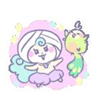 リスの松子とインコのミーバウ(個別スタンプ:31)