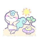 リスの松子とインコのミーバウ(個別スタンプ:37)