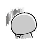 LINEの定番♡公認コラボのしろまるスタンプ(個別スタンプ:35)