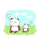 パンダのパンタ(個別スタンプ:15)