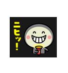 毎日笑顔でいたい♪動くスタンプ(個別スタンプ:10)