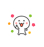 毎日笑顔でいたい♪動くスタンプ(個別スタンプ:22)