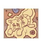 ケモミミちゃんスタンプ2(個別スタンプ:14)