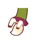 ケモミミちゃんスタンプ2(個別スタンプ:17)