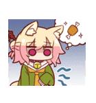 ケモミミちゃんスタンプ2(個別スタンプ:26)