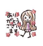 ♡使える♡可愛い♡大人ガーリー(個別スタンプ:2)