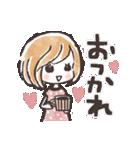 ♡使える♡可愛い♡大人ガーリー(個別スタンプ:8)