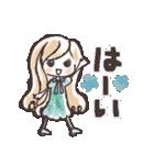 ♡使える♡可愛い♡大人ガーリー(個別スタンプ:13)