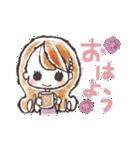 ♡使える♡可愛い♡大人ガーリー(個別スタンプ:16)