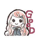 ♡使える♡可愛い♡大人ガーリー(個別スタンプ:18)