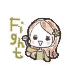 ♡使える♡可愛い♡大人ガーリー(個別スタンプ:21)