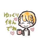 ♡使える♡可愛い♡大人ガーリー(個別スタンプ:28)