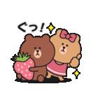 楽しい日常♪BROWN & FRIENDS(個別スタンプ:27)
