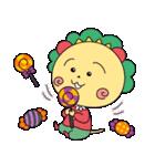 コジコジ☆ハッピーハロウィン(個別スタンプ:10)