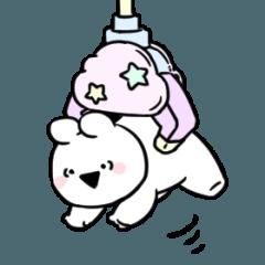 [LINEスタンプ] すこぶるウサギ×セガコラボ
