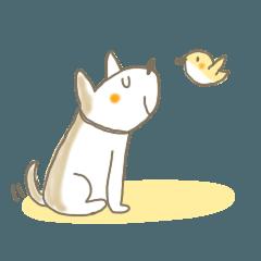 [LINEスタンプ] ルルッピィと愉快な仲間たちの日常使い3