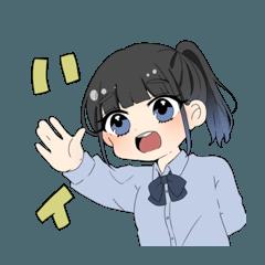 [LINEスタンプ] よく使う日常会話〜ハメ太郎と友達編〜