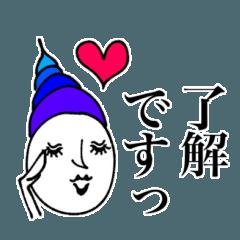 [LINEスタンプ] mottoの伝えるスタンプ☆毎日