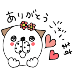[LINEスタンプ] mottoのほんわかアニマルズ♡