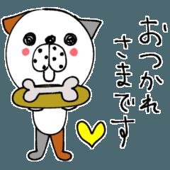 [LINEスタンプ] mottoのワンダフルな日々♡