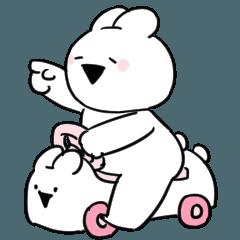 [LINEスタンプ] すこぶる動くちびフレンズ2