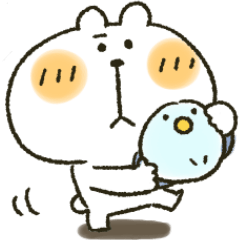 [LINEスタンプ] くまぴ★励まし応援