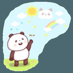 [LINEスタンプ] パンダのパンタ