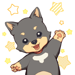 [LINEスタンプ] 気持ちが伝わる柴犬スタンプ