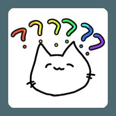 [LINEスタンプ] 実用(?)ねこスタンプ